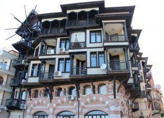 Къща за почивка в град Несебър