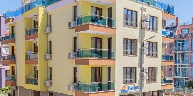 Helios Luxury apartments