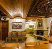 House Hut-villa Cherna Reka