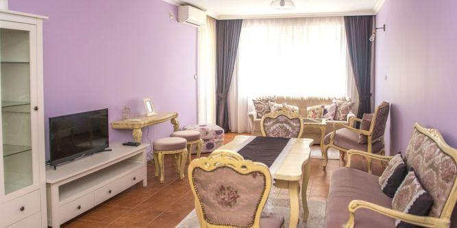 Виолетов апартамент