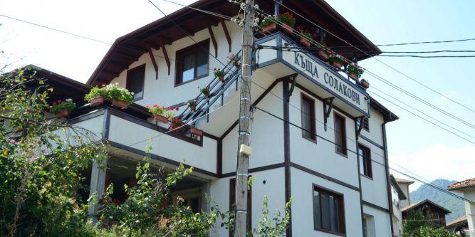 Къща за гости Солакови