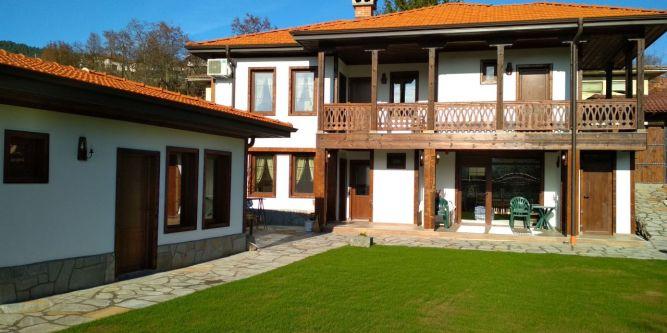 Боримечковата къща