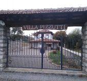 Family hotel villa Pizzutti
