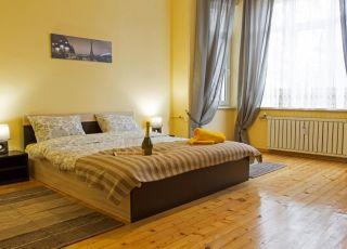 Апартаменти Лъвов мост