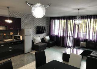Пурпурен апартамент Капана