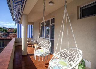 Апартамент с тераса и 3 спални