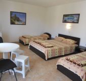 Separate room vila Tania