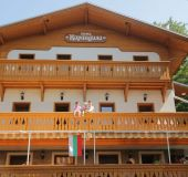 Family hotel Hut Karandila