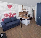 Apartment White Studio