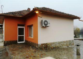 Къща Старият сом