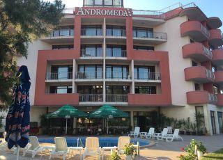 Апартамент Андромеда Апартментс