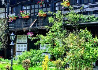 Къща Красивата градина