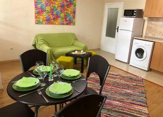 Апартамент за нощувки в Пловдив център