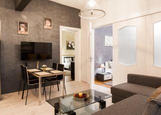 Апартамент Лукс с две спални