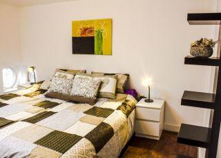 Апартамент с 3 спални делукс