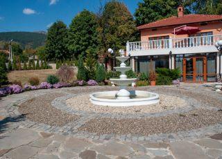 Къщата с фонтана в Златица