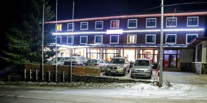 Хотел Камена