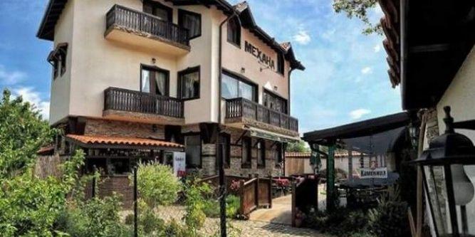 Каймаканова къща