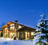House Luxury Chalet & SPA Tia Maria