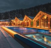 Bungalow Thermal Camping Velingrad