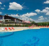 Hotel Slakovtsi Dam Complex