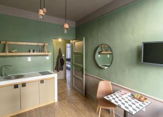 Апартамент с отлична локация Зелена мишка