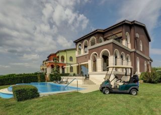 Къщи за гости Парнас Естейт