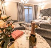Apartment Romance Paris