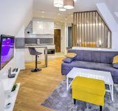Apartment Deluxe studio Center city