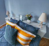 Apartment Aparment Into The BLUE