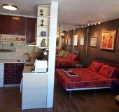 Apartment Art Studio Lazur