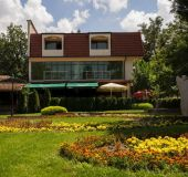 Family hotel Yuventa - bistro and rooms