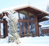House luxury ski and SPA villas