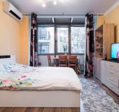 Apartment Studio Travel Time - Kapana