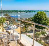 Apartment with view to the Danube 2-BDR