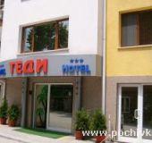 Family hotel Tedi
