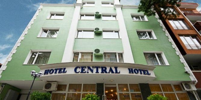Семеен хотел Централ