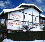 Hotel Matsurev Inn-tavern