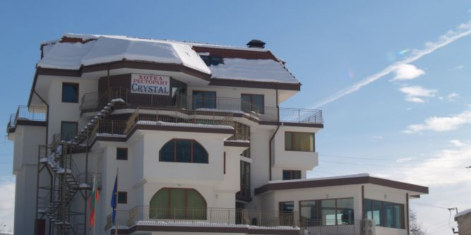 Хотел Кристал