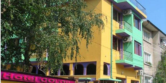Семеен хотел Колор и Боулинг