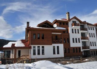 Бутик Хотел Бялата река BB