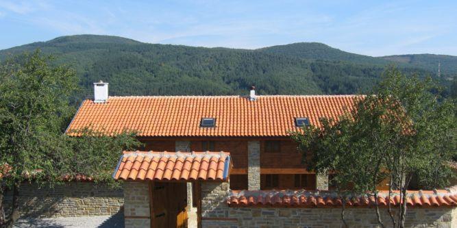 Къща на хълма