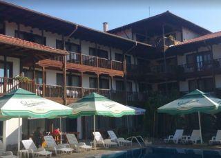 Хотел Астея