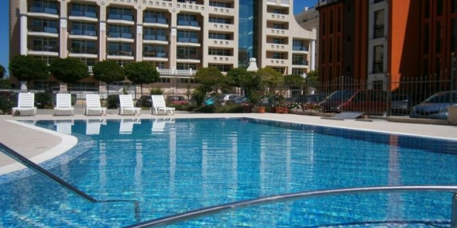Семеен хотел Черно море