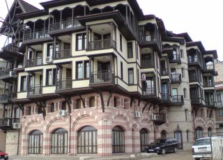 Апартамент Рай - Парадайс