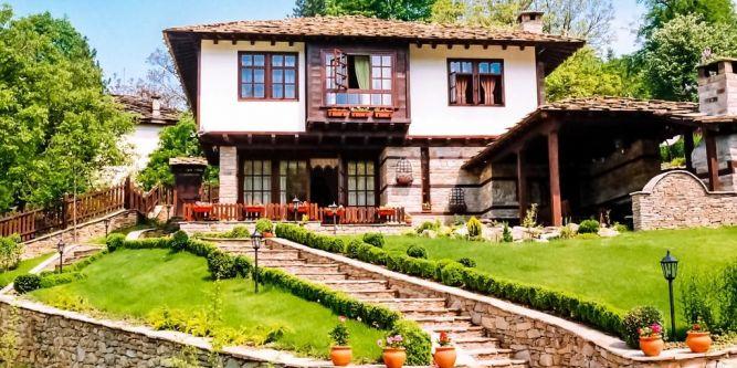 Шарлопова къща