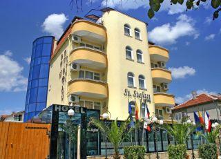 Семеен хотел Свети Стефан