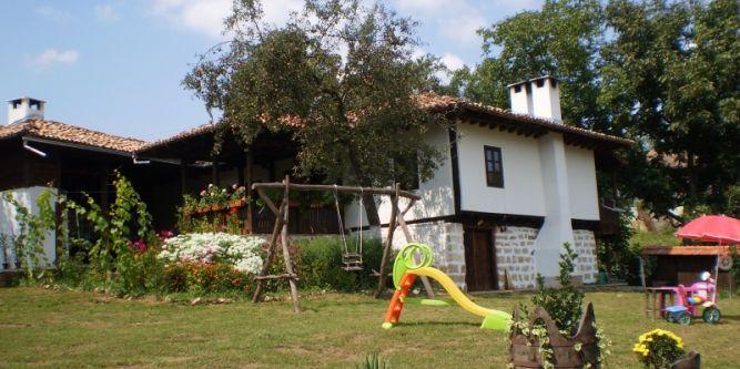 Хаджихристовата къща