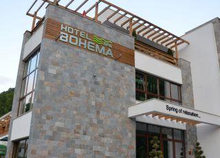 Семеен хотел Бохема Спа