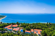 3* Х-л Philoxenia Bungalows Халкидики - в  борова гора и  на 150 м от плажа